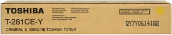 Toshiba t-281-cem toner magenta, durata 10.000 pagine