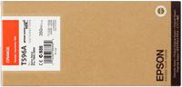 Epson T596A00 Cartuccia arancione, capacit� (350ml), Ultra Chrome HDR