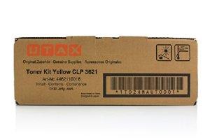 Utax-Triumph Adler 4462110016 toner giallo, durata 6.000 pagine