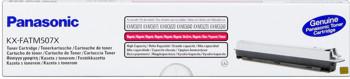Panasonic kx-fatm507x toner magenta originale, durata 4.000 pagine