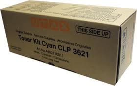Utax-Triumph Adler 4462110011 toner cyano, durata 6.000 pagine
