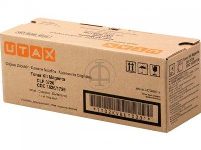 Utax-Triumph Adler 4472610014 toner magenta, durata  5.000 pagine