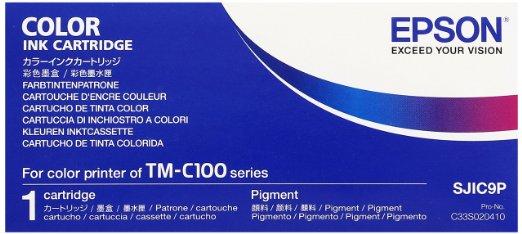 Epson C33S020410 Cartuccia d'inchiostro colore
