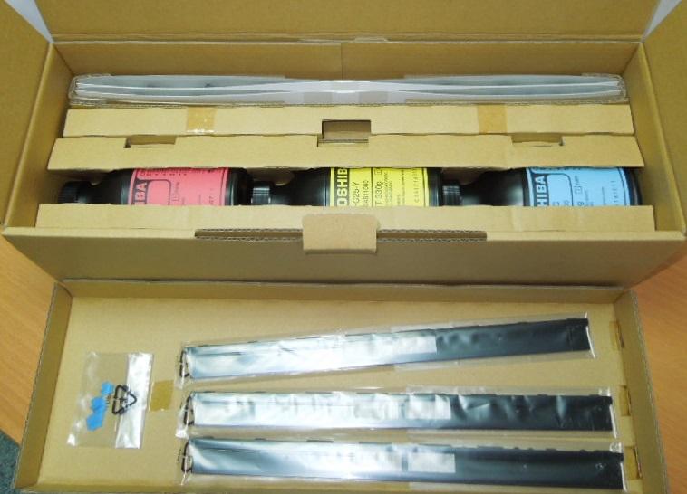 Toshiba 6LJ04579000 Kit Manutenzione Originale(DEV-KIT-FC25CLR)