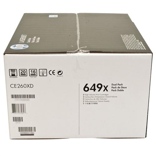toner e cartucce - ce260xd Toner nero, durata 17.000 pagine conf.doppia (2pezzi)