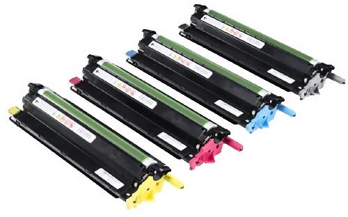 Dell 724-10352 tamburo di stampa colore: cyano-magenta-giallo-nero.