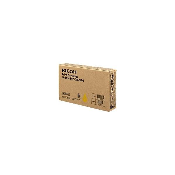 Ricoh 841638 cartuccia giallo 100ml