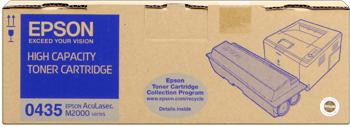 Epson S050435 toner nero alta capacit�, durata 8.000 paginetoner nero alta capacit�, durata 8.000 pagine