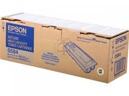 Epson C13S050584 Toner nero, durata 8.000 pagine