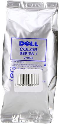 Dell 592-10225 Cartuccia d'inchiostro colore standard, Cartuccia d'inchiostro colore standard, cyano, magenta, giallo