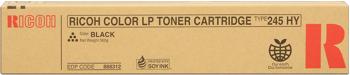 Lanier 888312 toner nero Hight Cap, durata 15.000 pagine