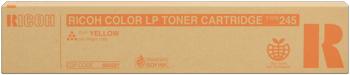 Lanier 888281 toner giallo bassa capacit�, durata 5.000 pagine