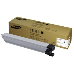 Samsung clt-k808s toner nero, durata 23.000 pagine