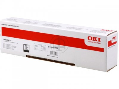toner e cartucce - 44643004 toner nero , durata indicata 7.000 pagine