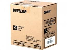 Develop A0X51D2 toner nero