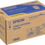 toner e cartucce - C13S050602 toner giallo, durata 7.500 pagine