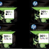 toner e cartucce - 301-XL-4PCK  Pack colore 2x CH563EE + 2x CH564EE. Nero + colore