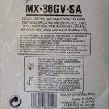 toner e cartucce - MX-36GVSA Developer Originale Colore