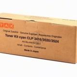 toner e cartucce - 4441610111 toner cyano, durata 8.000 pagine