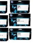 toner e cartucce - b3pxl Multipack 6 colori:B3P19A-B3P20A-B3P21A-B3P22A-B3P23A-B3P24A