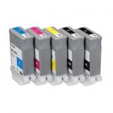 toner e cartucce - pfi-107x1 Multipack 5 colori 130ml: bk-mbk-c-m-y