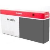 toner e cartucce - PFI-706GY Cartuccia grigio, capacità inchiostro 700ml