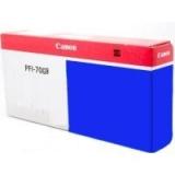 toner e cartucce - PFI-706B  Cartuccia blu, capacità inchiostro 700ml