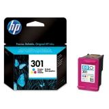 toner e cartucce - CH562EE HP 301,Cartuccia colore: cyano, magenta, giallo. Durata 165 pagine