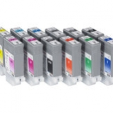 toner e cartucce - pfi-306pc cartuccia photo cyano 330ml