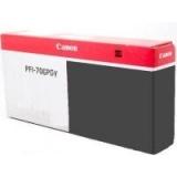 toner e cartucce - PFI-706PGY Cartuccia photo grigio, capacità inchiostro 700ml