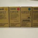 toner e cartucce - D-281C-M Developer Originale Magenta
