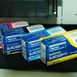 toner e cartucce - C33S020602 Cartuccia d'inchiostro ciano 32.5ml