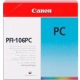 toner e cartucce - PFI-106PC Cartuccia photo-cyano capacità 130ml