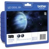 toner e cartucce - LC-1280XLBKBP2DR Multipack nero 2 cartucce d'inchiostro LC-1280XLBK