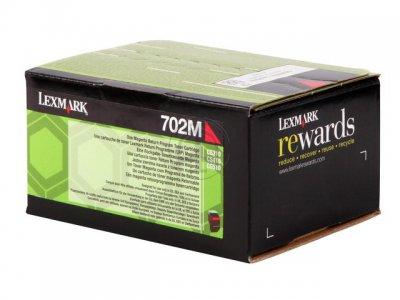 toner e cartucce - 70C20M0 toner magenta, durata indicata 1.000 pagine
