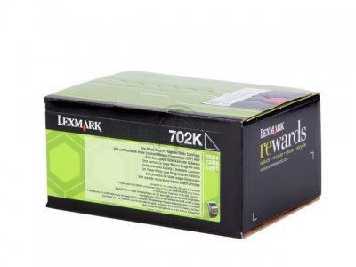 toner e cartucce - 70C20K0 toner nero, durata indicata 1.000 pagine