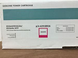Oki 42918926 toner magenta, durata indicata 15.000 pagine