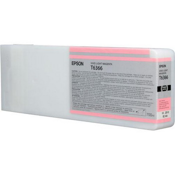 Epson T636600 Cartuccia vivid-magenta-chiaro, capacit� (700ml), Ultra Chrome HDR
