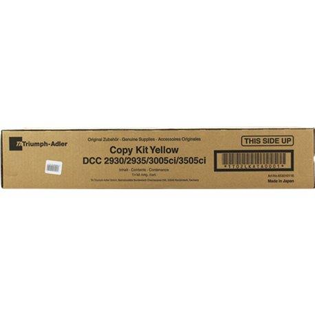 toner e cartucce - 653010116 toner giallo, durata 15.000 pagine