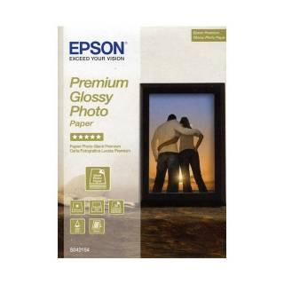 Epson c13s042154 Fotografica Formato: 5x7, 255gr/m2. Confezione 30ff.