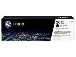 Hp CF400X toner nero, durata indicata 2.800 pagine