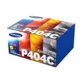 toner e cartucce - CLT-P404C Multipack originale 4 colori: cyano-magenta-giallo-nero