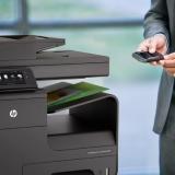 La nuova stampante multifunzione di HP, Officejet Pro X576DW