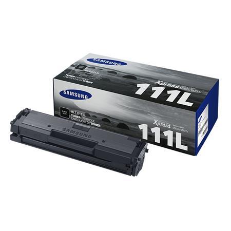 Samsung MLT-D111L toner nero, durata indicata 1.800 pagine