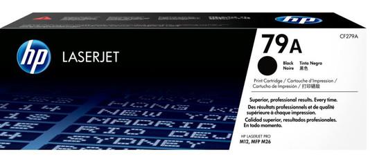 toner e cartucce - cf279a toner nero, durata indicata 1.000 pagine
