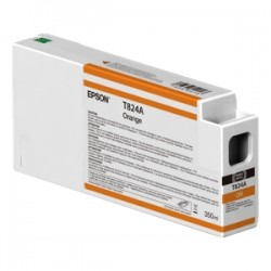 Epson C13T824A00 Cartuccia d'inchiostro Arancione 350ml UltraChrome HDX