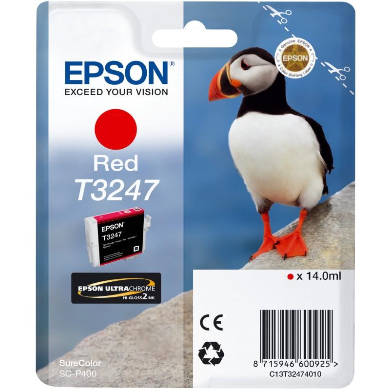 Epson C13T32474010 Cartuccia d'inchiostro Rosso ~980 pagine
