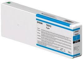 Epson C13T804200 Cartuccia d'inchiostro ciano 700ml Ultrachrome HD, UltraChrome HDX