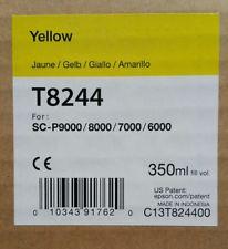 Epson C13T824400 Cartuccia d'inchiostro giallo 350ml Ultrachrome HD, UltraChrome HDX