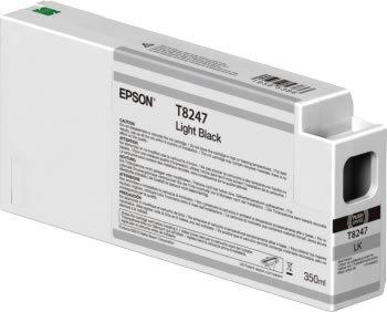 Epson C13T824700 Cartuccia d'inchiostro Nero (chiaro) 350ml Ultrachrome HD, UltraChrome HDX
